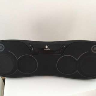 Logitech Wireless Boombox in perfect condition.