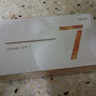 Acer Iconia Talk 7 B1-733 tablet for sale