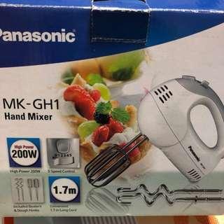 Panasonic hand mixer