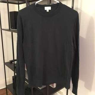 Club Monaco Dark Green Sweater