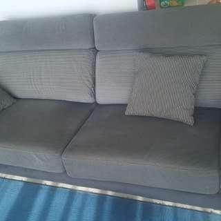 3 seater sofa fully washable