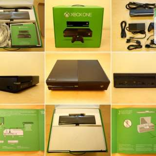 XBOX ONE KINECTIC (FREE DELIVERY) OR TRADE IN WELCOME