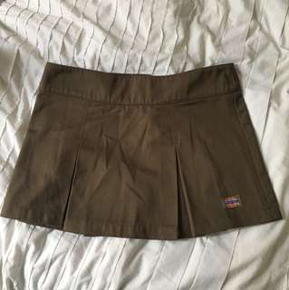 Dickies tennis skirt