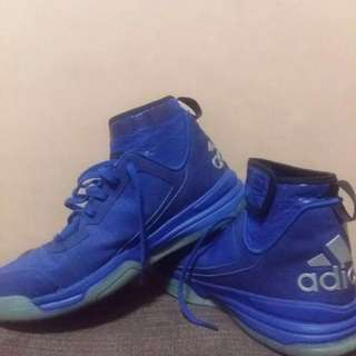 Adidas dual threat basketball shoes