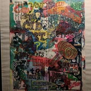 Hippie Painting $4700