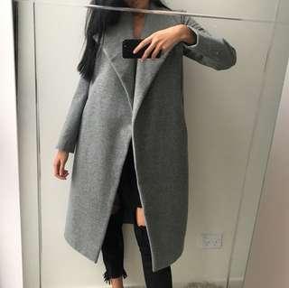 ⚡️ grey coat