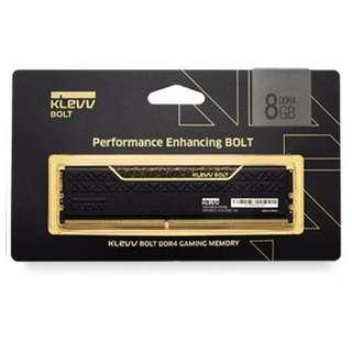 Klevv Bolt 8Gb DDR4 2400 CL15 1.2V 288 Pin DIMM