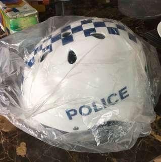 Brand new rock'n ride police helmet