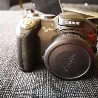 Canon PowerShot S3IS #xmas25
