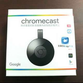 Chromecast 2 Google電視棒