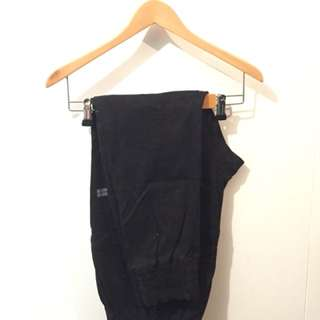 Thing Thing Black Track Pants (36)