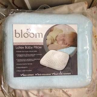 REPRICED Bloom Latex Baby Pillow
