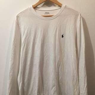 Ralph Lauren Polo Long Sleeve T-Shirt Size L