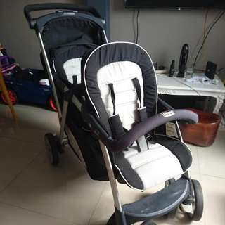 Double Stroller (chicco)