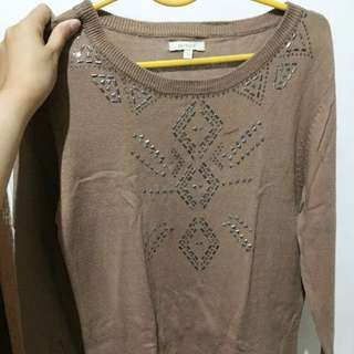 Centro - Brown Knit