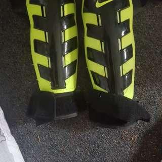 Nike shin gards