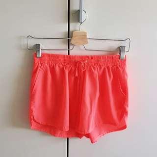 Supré Neon Pink Shorts