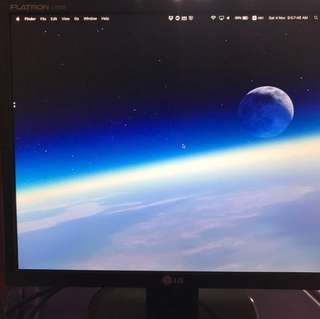 LG monitor - FLATRON L1753S