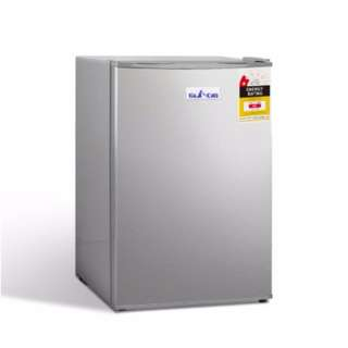 70L Mini Bar Fridge Silver SKU: BF-70L-SR