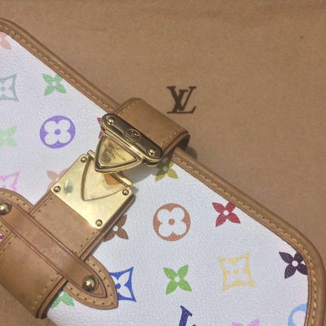 100% Original/Authentic Louis Vuitton Shirley Clutch