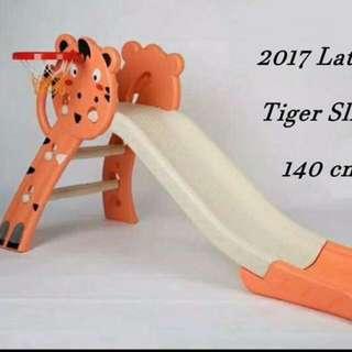 🎀 TIGER SLIDE