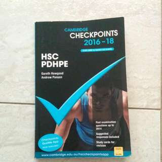Cambridge Checkpoints HSC PDHPE