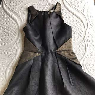 Atoms and here dress
