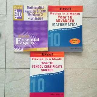 Year 10 Textbooks