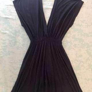 Black Cover Dress