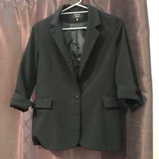 Black jacket m