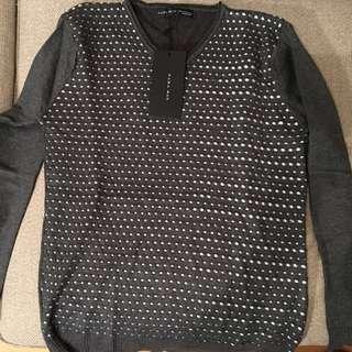 Zara Man Brand New Knit Top