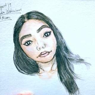 🎨✨💕 Custom paintings and drawings
