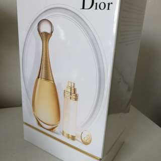 Dior Jadore EDP (100ml) with Travel Spray
