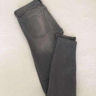 GAP Always Skinny Grey Jeans