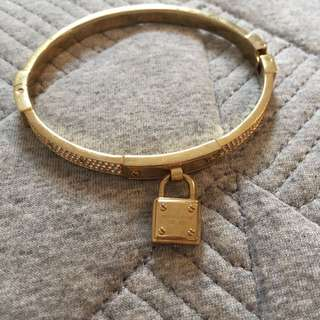 Michael Kors gold bangle/bracelet