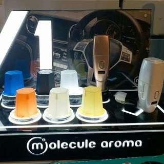 Molecule aroma 汽車香氛(包平郵)只有玫瑰金色