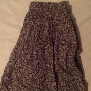 F21 Vintage Inspired Skirt