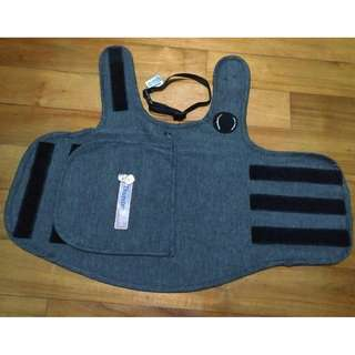 ThunderShirt for Cats (Size M) **New Version**