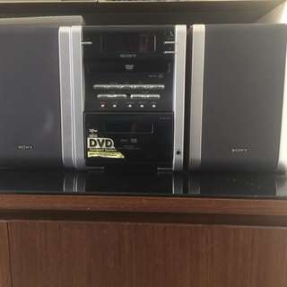 Sony DVD Compact System