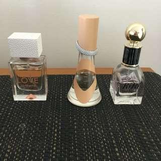 Rhianna Mini Perfumes