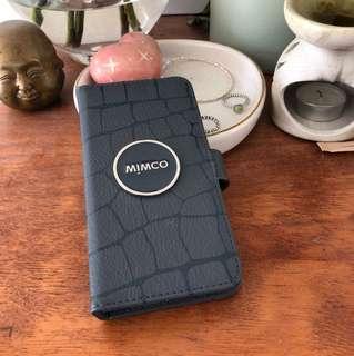Mimco iPhone 7/8 flip case