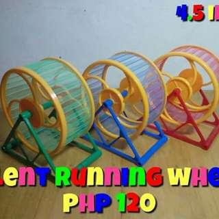 Hamster silent wheel