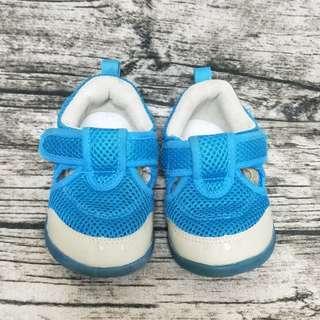 男童運動涼鞋 鞋墊長15.5公分