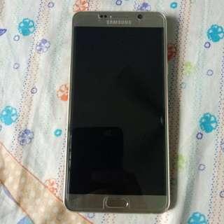 Samsung Note 5 duos + sony xperia j