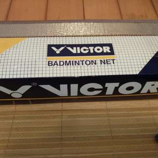 Victor勝利羽球網