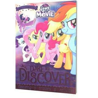 My Little Pony The Movie-Dare to Discover