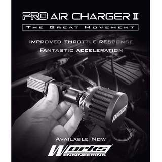 Works Engineering Pro Air Charger 2 ( Main Distributor)