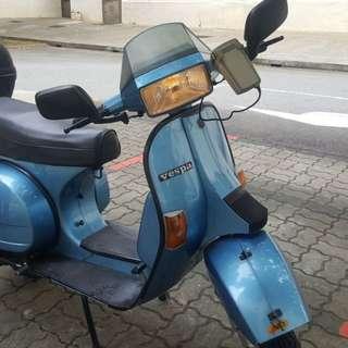 Vespa Coe 2022 150 cc