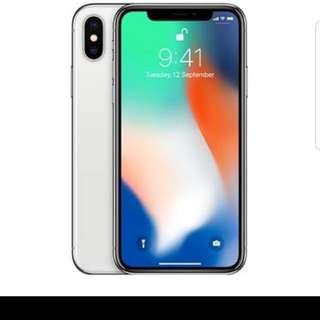 BNIB iPhone X 256GB