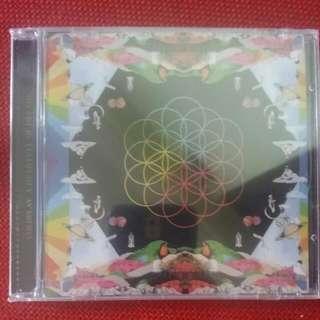 Coldplay - A Head Full Of Dreams CD Album